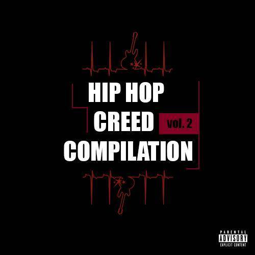 copertina hip hop creed compilation vol.2