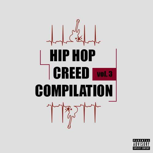 copertina hip hop creed compilation vol.3