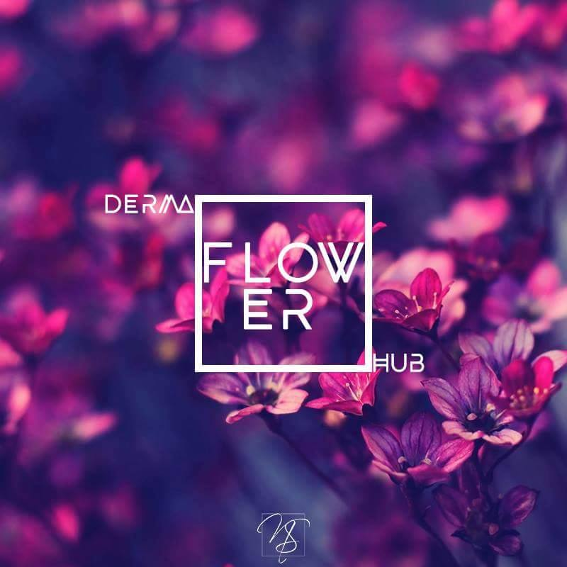copertina Flower di Derma